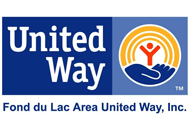 United Way Fond du Lac Logo