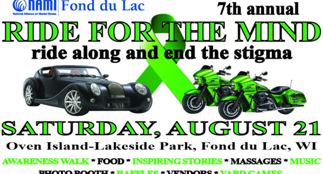Ride for the Mind August 21